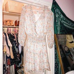 Anthropologie Floral Dress
